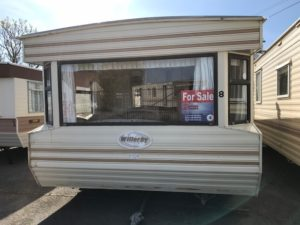 Willerby Denbigh 28x10x2 beds 2002 electric heating Image