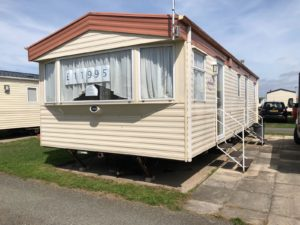 ABI Weekender 32x12, 2 bedrooms, 2005,sited, connected and 2019 site fees inc.on Ty Gwyn North Wales Image