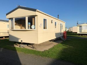 ABI Vista 28x10, 2 beds 2010 £9,995 including,siting, connection & 2019 fees on Ty Gwyn, North Wales Image