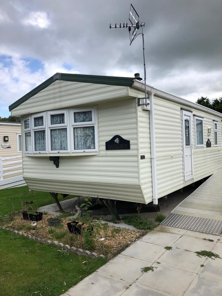 Willerby Colwyn 35x12x2 2004 double glazed central heated Image